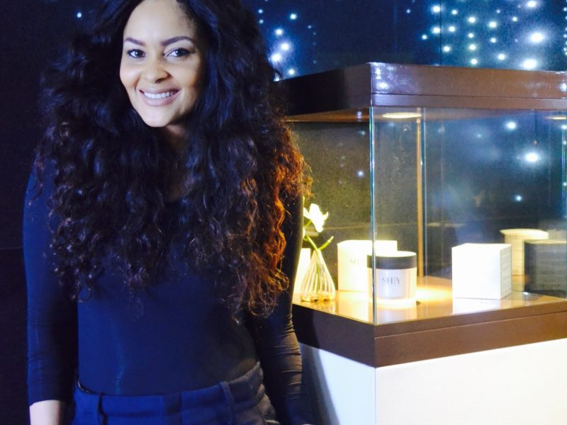 SHE-Y spa Menaye Donkor